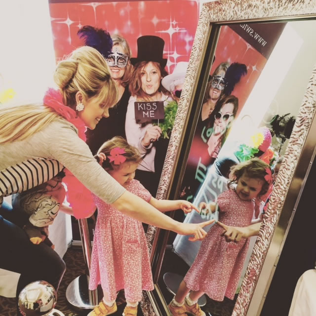 Magic Mirror Photo Booth Dorset